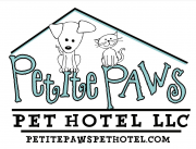 Petite Paws Pet Hotel Logo